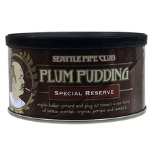 Seattle Pipe Club Plum Pudding Special Reserve 4oz