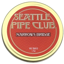 Seattle Pipe Club Narrows Bridge 1.75oz
