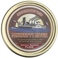 Seattle Pipe Club Mississippi River Special Reserve Flake 2oz