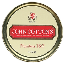 John Cotton's Numbers 1 & 2 1.75oz