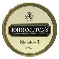 John Cotton's Number 3 1.75oz