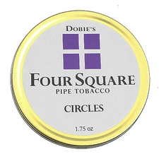 Dobie's Four Square Circles 1.75oz