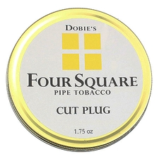 Dobie's Four Square Cut Plug 1.75 oz