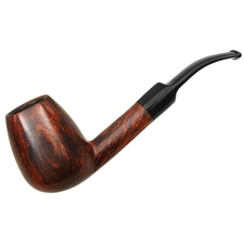 Danish Estates Bjarne Smooth Bent Brandy