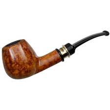 Danish Estates Neerup 4th Generation Smooth Bent Apple (for Stokkebye) (1931) (Unsmoked)