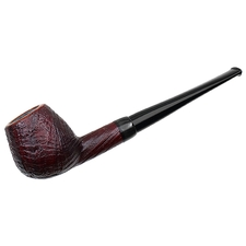 Danish Estates Tom Eltang 4th Generation Sandblasted Pipe of the Year (for Stokkebye) (2015) (Unsmoked)