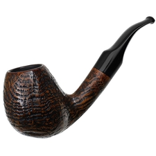 Danish Estates Faaborg Special Sandblasted Bent Egg