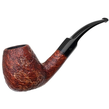 Danish Estates Scandia Sandblasted Bent Brandy (706) (by Stanwell) (Unsmoked)
