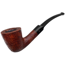 Danish Estates Scandia Sandblasted Bent Dublin (720) (by Stanwell) (Unsmoked)