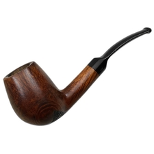 Danish Estates Bjarne Spot Carved Bent Billiard