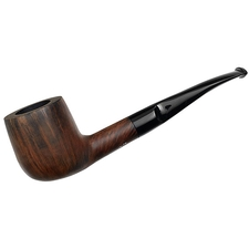 Danish Estates Ole Zettervig Smooth Bent Pot (1970s) (Unsmoked)
