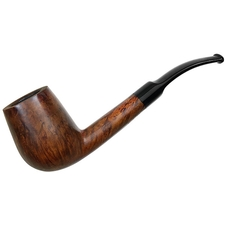 Danish Estates Bjarne Partially Rusticated Bent Billiard