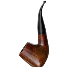 Danish Estates P. Holtorp Smooth Bent Billiard Sitter