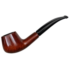 Danish Estates Nording Smooth Bent Brandy