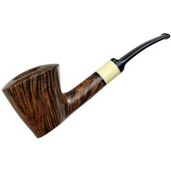 Danish Estates Winslow Private Collection Smooth Bent Bent Dublin (Unsmoked)