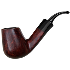 Danish Estates Ove Lindall Smooth Bent Brandy (3) (9mm)