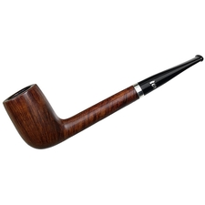 Danish Estates Stanwell Smooth Billiard with Silver (FPL) (174) (2000)
