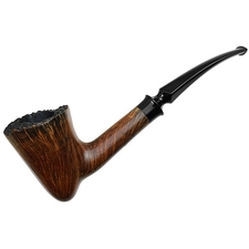 Danish Estates Celius Root Smooth Freehand Bent Dublin (23) (Bishop)