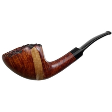 Danish Estates Winslow Crown Smooth Bent Dublin with Plateau (200)