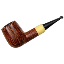 Danish Estates S. Bang Smooth Billiard with Boxwood (A) (Unsmoked)