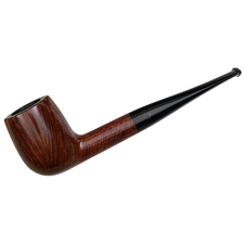 Danish Estates Stanwell Flame Grain Billiard (03) (1970s)