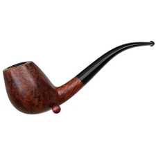 Danish Estates W.O. Larsen Smooth Bent Brandy with Feet (Special)