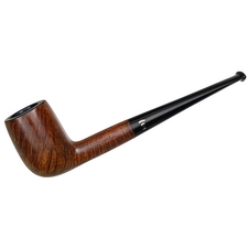 Danish Estates Stanwell Flame Grain Billiard (107) (1980s-1900s)