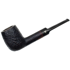 Danish Estates Stanwell Sandblasted Billiard (F.P.L.) (98) (1980s-1990s)