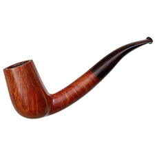 Danish Estates Jorgen Nielsen Smooth Bent Billiard (Unsmoked)