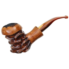 Danish Estates Nording Great Dane Partially Rusticated Freehand Sitter (C) (Unsmoked)