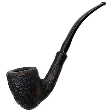 Danish Estates Stanwell Hand Made Sandblast (35) (Regd. No.) (1960s)