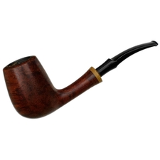 Danish Estates W.O. Larsen Smooth Bent Brandy with Boxwood (125 AR)