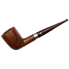 Danish Estates Stanwell Hand Cut Smooth Dublin with Silver (1980s)