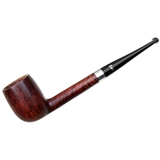 Danish Estates Stanwell Pipe of the Year 2010 Smooth Billiard with Silver (NR.131)