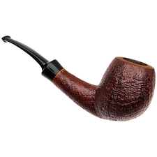 Danish Estates Peter Klein Sandblasted Bent Brandy (D) (9mm)
