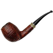 Danish Estates Neerup Classic Sandblasted Bent Egg (2)