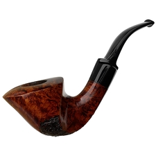 Danish Estates Winslow Crown Partially Rusticated Bent Dublin (Viking) (9mm)