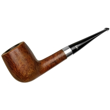 Danish Estates Stanwell Smooth Billiard with Silver (12) (1970s-1990s)
