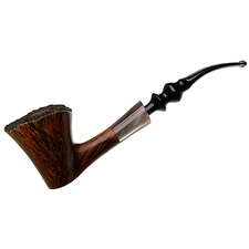 Danish Estates Ben Wade Golden Walnut Bent Dublin