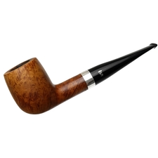 Danish Estates Stanwell Smooth Billiard with Silver (88) (pre-2010)
