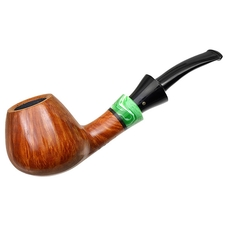 Danish Estates Kai Nielsen Straight Grain Bent Brandy (Old Briar) (A) (9mm) (Unsmoked)