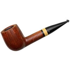 Danish Estates KAJ Nielsen Smooth Billiard with Boxwood (9mm) (Unsmoked)