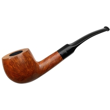 Danish Estates Stanwell Smooth Bent Pot (1990s) (Unsmoked)
