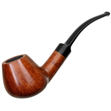 Danish Estates W.O. Larsen Bent Brandy (Straight Grain) (*) (Unsmoked)