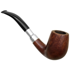 Danish Estates Stanwell Silver Mount Smooth (85)