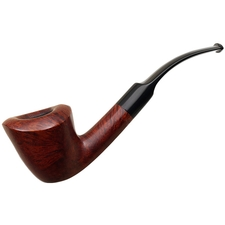 Danish Estates Stanwell Smooth Bent Dublin (1990s) (Unsmoked)