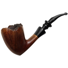 Danish Estates Stanwell DeLuxe Smooth Bent Acorn (Regd. No.) (1960s)