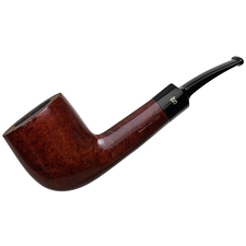 Danish Estates Stanwell Smooth Freehand (Oval Chamber) (1990s) (Unsmoked)