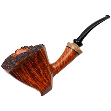 Danish Estates Lasse Skovgaard Smooth Freehand with Maple Burl (Unsmoked)