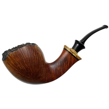 Danish Estates Kent Rasmussen Smooth Bent Dublin with Masur Birch (Two Star) (2013)